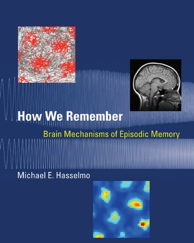 How We Remember Brain Mechanisms of Episodic Memory  2013 edition cover