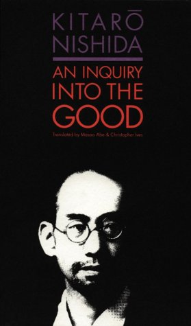 Inquiry into the Good  Reprint  edition cover