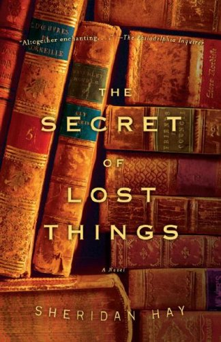 Secret of Lost Things  N/A edition cover