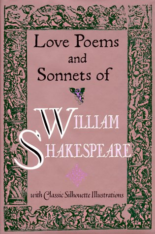 Love Poems and Sonnets of William Shakespeare  N/A edition cover