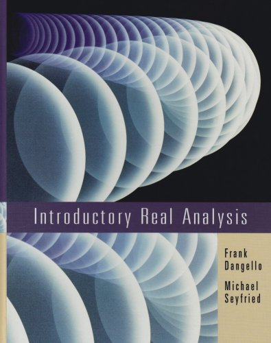 Introductory Real Analysis   2000 edition cover