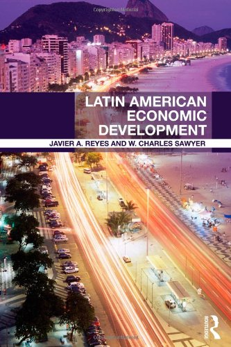 Latin American Economic Development   2011 edition cover