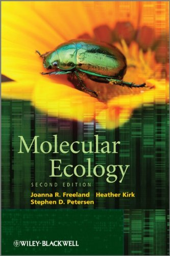 Molecular Ecology  2nd 2011 edition cover