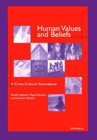 Human Values and Beliefs A Cross-Cultural Sourcebook  1998 9780472108336 Front Cover