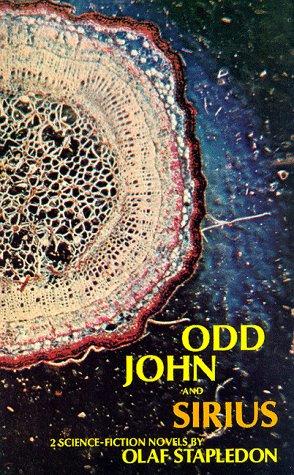 Odd John and Sirius   1972 (Reprint) edition cover