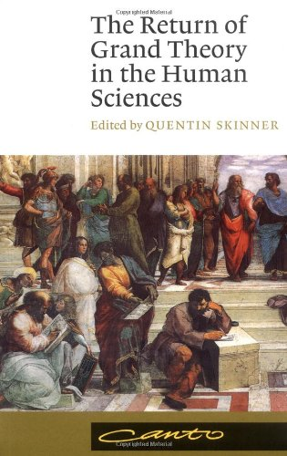Return of Grand Theory in the Human Sciences  N/A edition cover