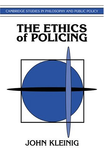 Ethics of Policing   1996 edition cover