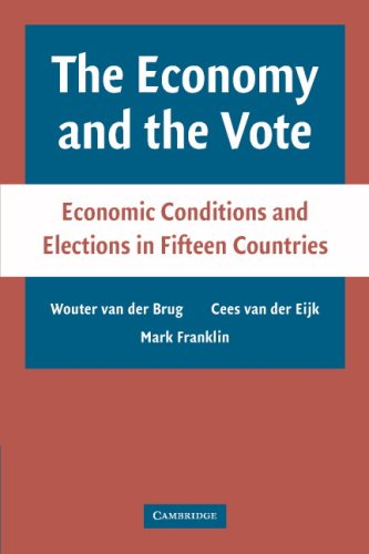 Economy and the Vote Economic Conditions and Elections in Fifteen Countries  2007 edition cover