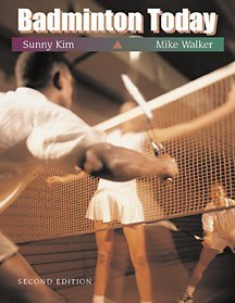 Badminton Today  2nd 2002 (Revised) 9780534552336 Front Cover