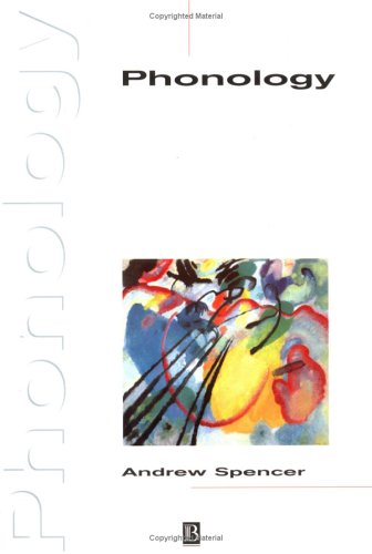 Phonology Theory and Description  1995 edition cover