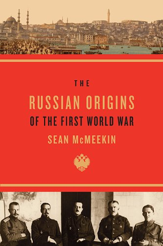 Russian Origins of the First World War   2011 edition cover