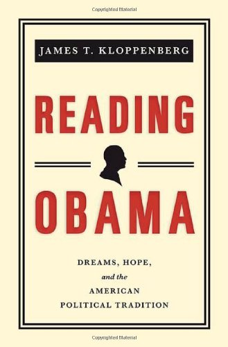 Reading Obama Dreams, Hope and the American Political Tradition  2012 (Revised) edition cover