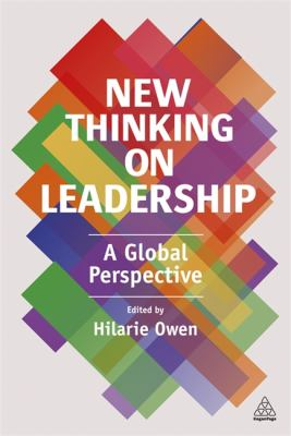 New Thinking on Leadership A Global Perspective  2013 9780749466336 Front Cover
