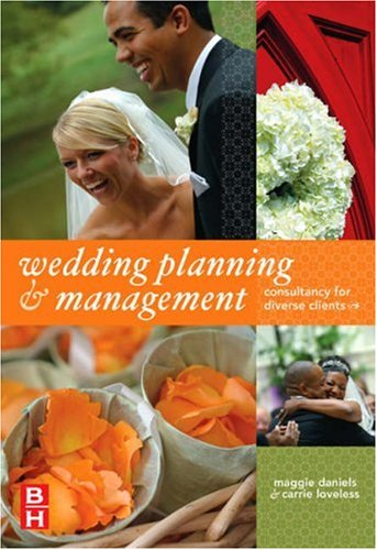 Wedding Planning and Management Consultancy for Diverse Clients  2007 edition cover