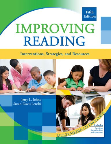 Improving Reading Interventions Strategies and Resources 5th 2001 (Revised) edition cover