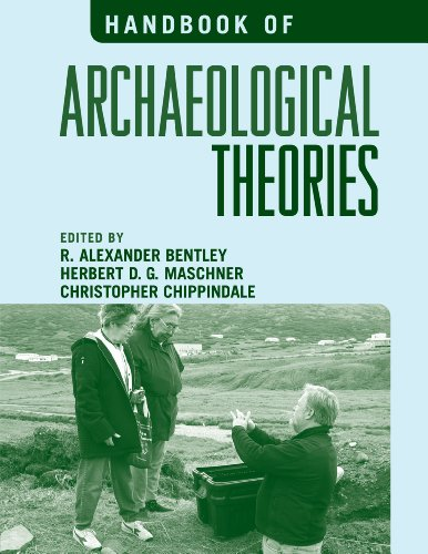 Handbook of Archaeological Theories   2009 edition cover