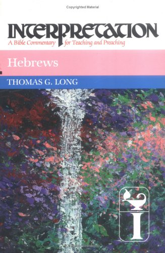 Hebrews  N/A edition cover
