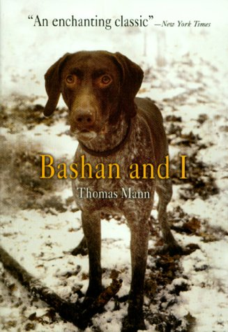 Bashan and I   2002 (Reprint) edition cover