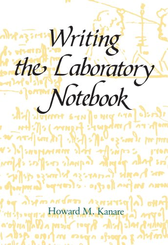 Writing the Laboratory Notebook  N/A edition cover