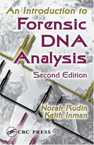 Introduction to Forensic DNA Analysis  2nd 2002 (Revised) edition cover
