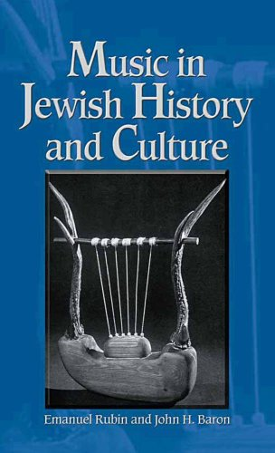 Music in Jewish History and Culture  2006 9780899901336 Front Cover