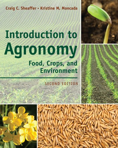 Introduction to Agronomy Food, Crops, and Environment 2nd 2012 edition cover