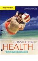 Cengage Advantage Books: an Invitation to Health  15th 2013 edition cover
