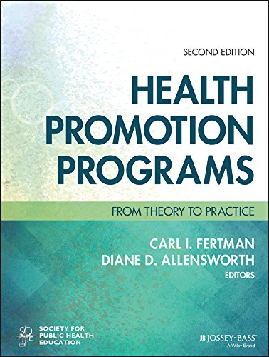 Health Promotion Programs From Theory to Practice 2nd 2017 9781119163336 Front Cover