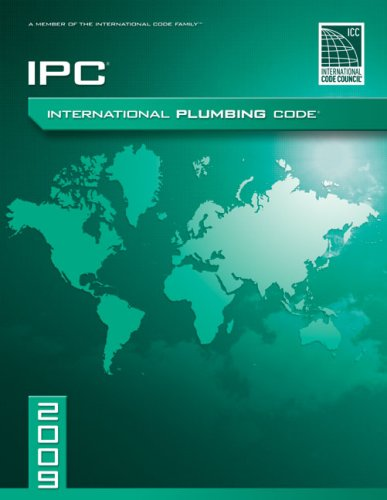 2009 International Plumbing Code Softcover Version  2009 edition cover