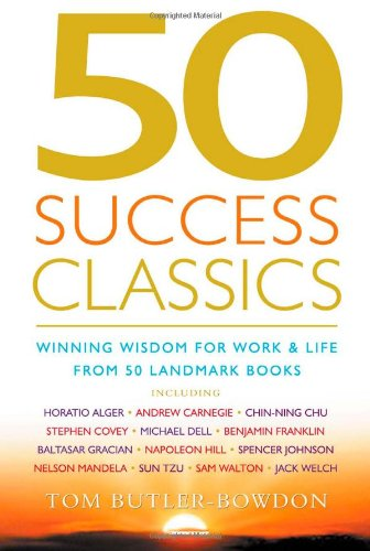 50 Success Classics Winning Wisdom for Life and Work from 50 Landmark Books  2004 edition cover