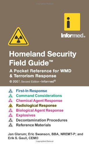 Homeland Security Field Guide  2nd 2010 edition cover