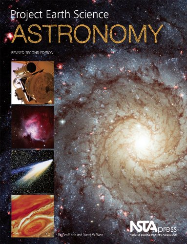 Project Earth Science Astronomy 2nd 2011 (Revised) 9781936137336 Front Cover