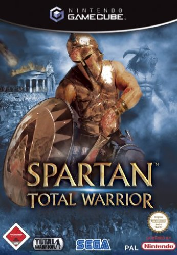 Spartan - Total Warrior No Operating System artwork