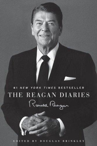 Reagan Diaries   2009 edition cover