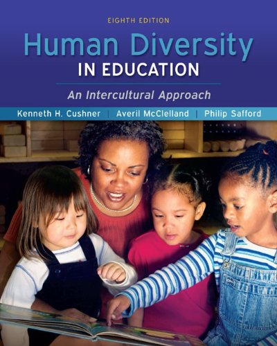 Human Diversity in Education  8th 2015 9780078110337 Front Cover