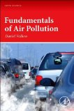 Fundamentals of Air Pollution  5th 2014 edition cover