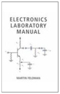 Electronics   2002 (Lab Manual) 9780130931337 Front Cover