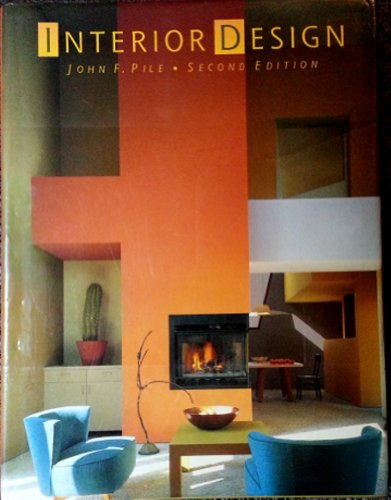 Interior Design  2nd 1995 edition cover
