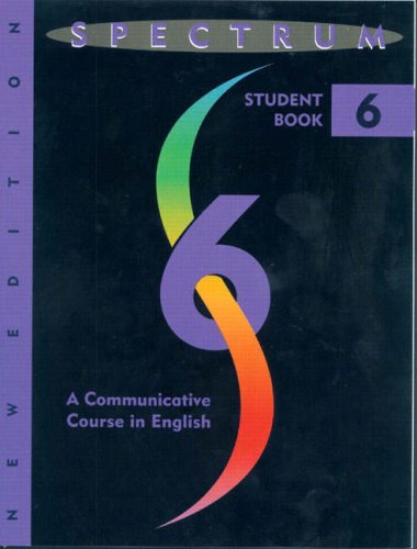 Spectrum A Communicative Course in English  1994 (Student Manual, Study Guide, etc.) 9780138302337 Front Cover
