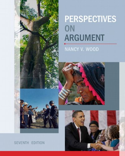 Perspectives on Argument  7th 2012 edition cover