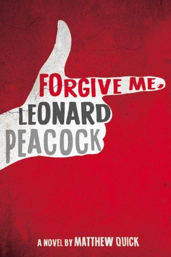 Forgive Me, Leonard Peacock  N/A edition cover