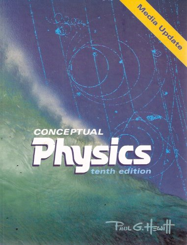 MasteringPhysics - For Conceptual Physics 10th 2009 (Revised) edition cover