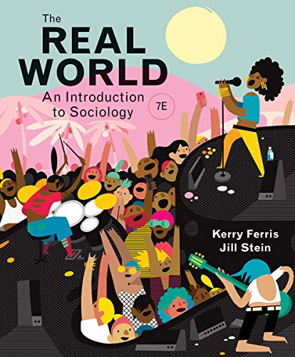 Cover art for The Real World: An Introduction to Sociology, 7th Edition