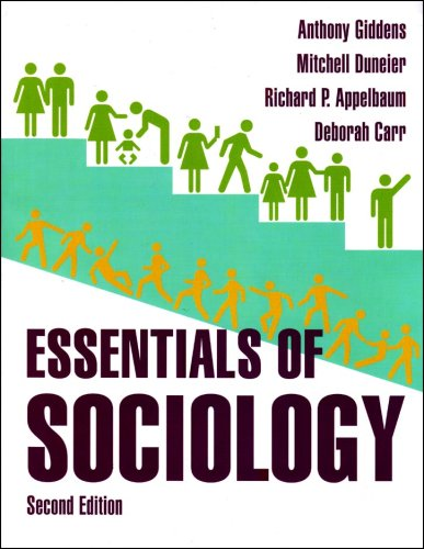 Essentials of Sociology  2nd 2007 edition cover