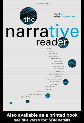 Narrative Reader   2000 edition cover