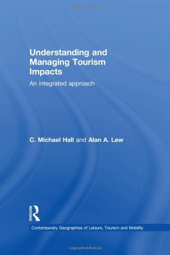 Understanding and Managing Tourism Impacts An Integrated Approach  2009 edition cover