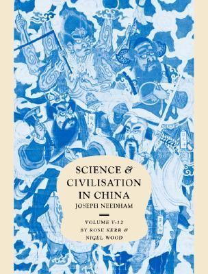 Science and Civilisation in China   2004 9780521838337 Front Cover
