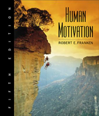 Human Motivation  5th 2002 9780534555337 Front Cover