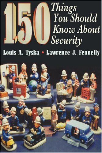 150 Things You Should Know about Security   1997 9780750698337 Front Cover
