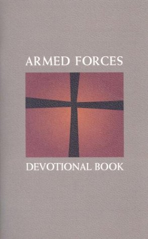 Armed Forces Devotional Book  2003 edition cover
